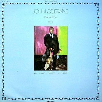 John Coltrane - Dial Africa - 1958 (LP)