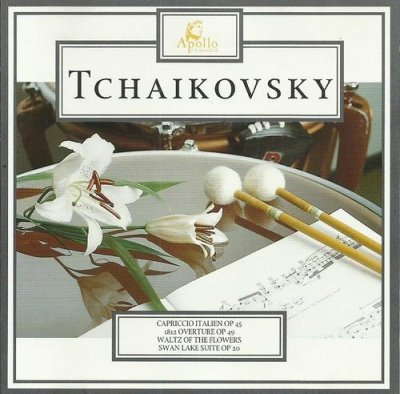 Apollo Classics - Tchaikovsky (CD)