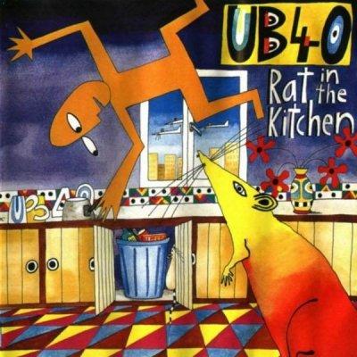 UB40 - Rat In The Kitchen (LP)
