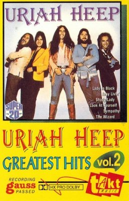 Uriah Heep - Greatest Hits Vol. 2 (MC)