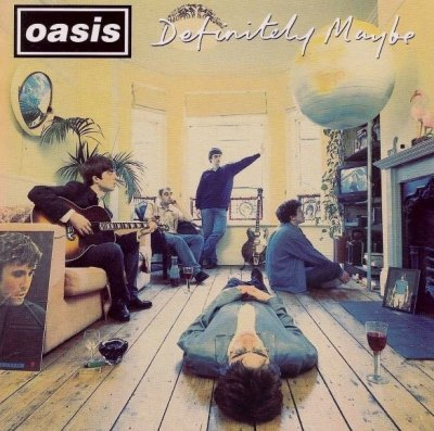 Oasis - Definitely Maybe (2CD)