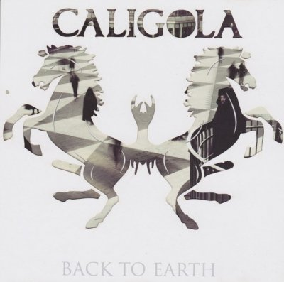 Caligola - Back To Earth (CD)