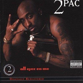 2Pac - All Eyez On Me (CD)