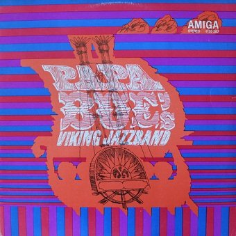 Papa Bue's Viking Jazzband - Live In Dresden (LP)
