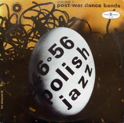 Polish Jazz 1946-1956 Vol.1: Post-War Dance Bands (LP)