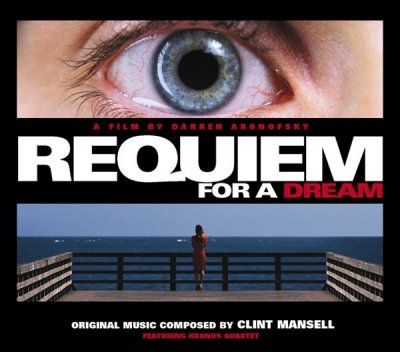 Clint Mansell Featuring Kronos Quartet - Requiem For A Dream (CD)