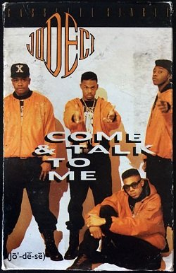 Jodeci - Come And Talk To Me (Maxi-MC)