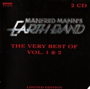 Manfred Mann's Earth Band - The Very Best Of Vol. 1 & 2 (2CD)