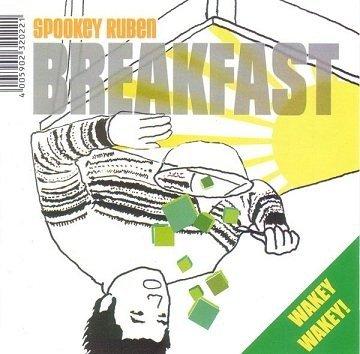 Spookey Ruben - Breakfast (CD)