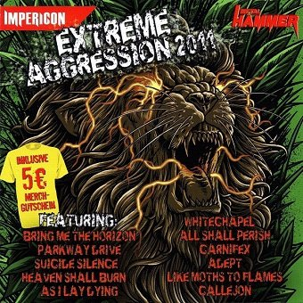 Extreme Aggression 2011 (CD)