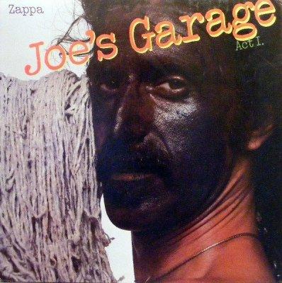Frank Zappa - Joe's Garage Act I (2LP)