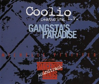 Coolio Featuring L.V. - Gangsta's Paradise (Maxi-CD)