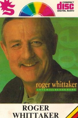 Roger Whittaker - Love Will Be Our Home (MC)