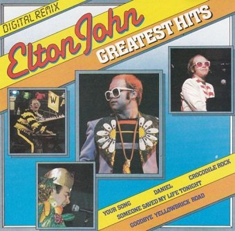 Elton John - Greatest Hits (CD)