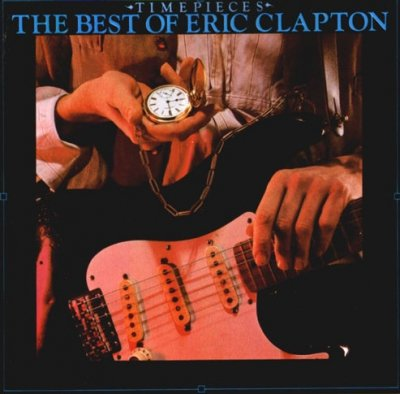 Eric Clapton - Time Pieces - The Best Of Eric Clapton (LP)