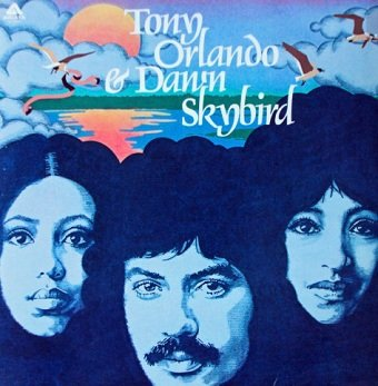 Tony Orlando & Dawn - Skybird (LP)