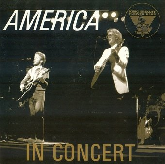 America - In Concert (CD)