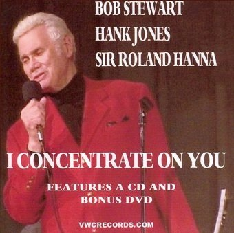 Bob Stewart, Hand Jones, Sir Roland Hanna (CD+DVD)