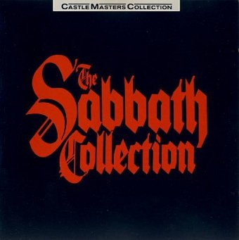 Black Sabbath - Castle Masters Collection: The Sabbath Collection (CD)