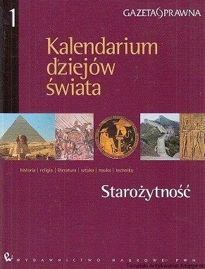 Kalendarium Dziejów Świata - Starożytność