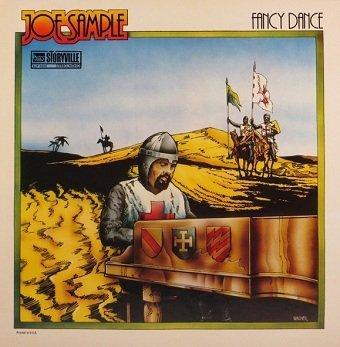 Joe Sample - Fancy Dance (LP)