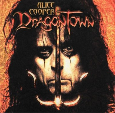 Alice Cooper - Dragontown (CD)
