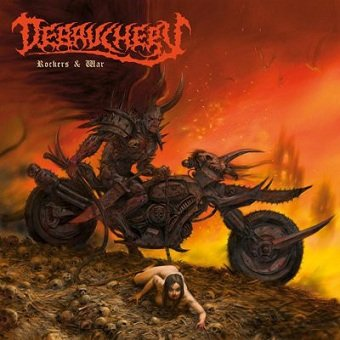 Debauchery - Rockers & War (CD+DVD)