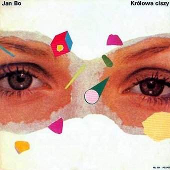 Jan Bo - Królowa Ciszy (LP)