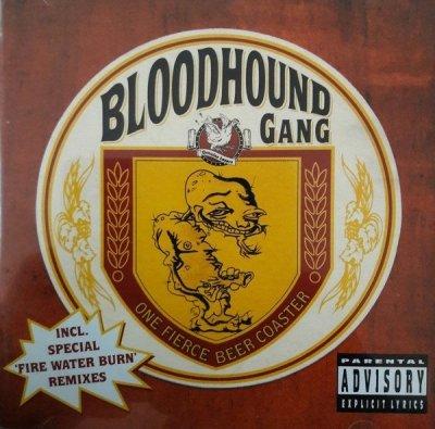 Bloodhound Gang - One Fierce Beer Coaster (CD)