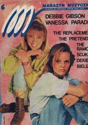 Magazyn Muzyczny Nr 6 (352) Czerwiec 1988