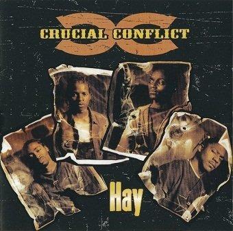 Crucial Conflict - Hay (Maxi-CD)