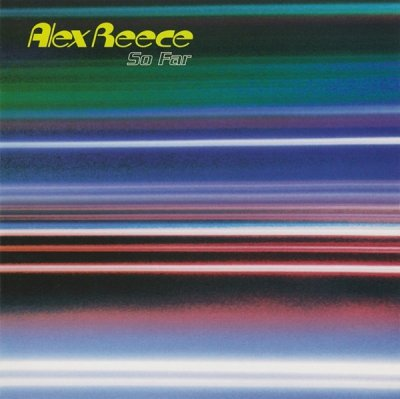 Alex Reece - So Far (CD)
