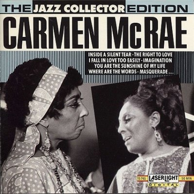 Carmen McRae - Jazz Collector Edition (CD)