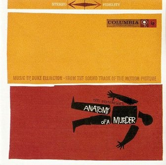 Duke Ellington And His Orchestra - Anatomy Of A Murder (Soundtrack) (CD)