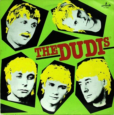 The Dudis - The DUDIs (LP)