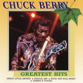 Chuck Berry - Greatest Hits (CD)