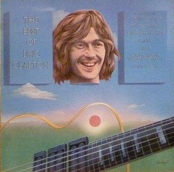 Eric Clapton - The Best Of Eric Clapton (LP)