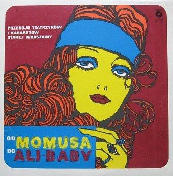 Od Momusa Do Ali-Baby Przeboje Teatrzyków I Kabaretów Starej Warszawy (LP)