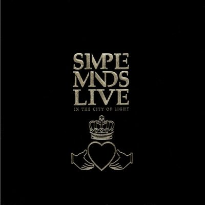 Simple Minds - Live In The City Of Light (LP)