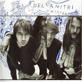 Del Amitri - Twisted (CD)