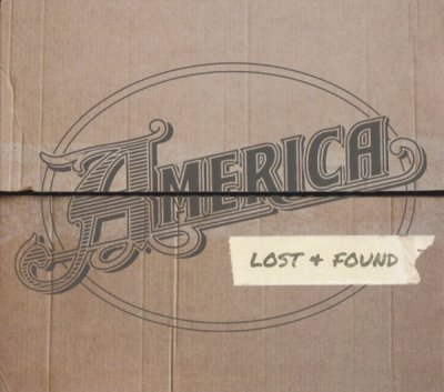 America - Lost + Found (CD)