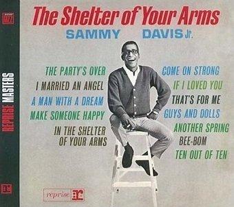 Sammy Davis Jr. - The Shelter Of Your Arms (CD)
