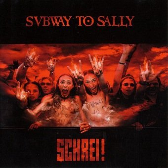 Subway To Sally - Schrei! (CD)