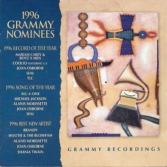 1996 Grammy Nominees (CD)