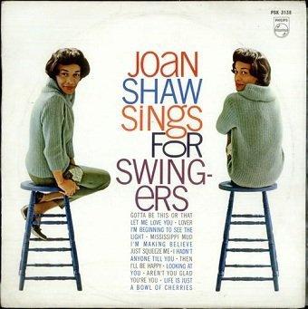 Joan Shaw - Sings For Swingers (LP)