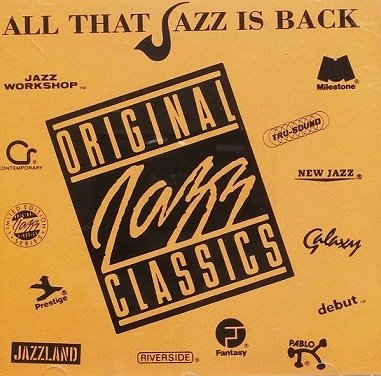 All That Jazz Is Back (CD)