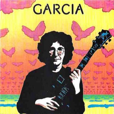 Jerry Garcia - Garcia (CD)