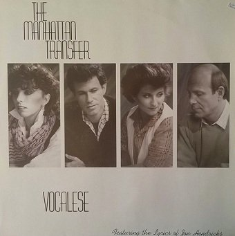 The Manhattan Transfer - Vocalese (LP)