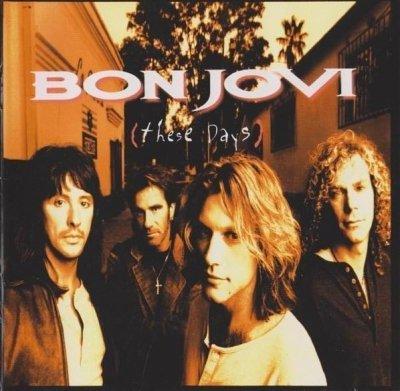Bon Jovi - These Days (CD)
