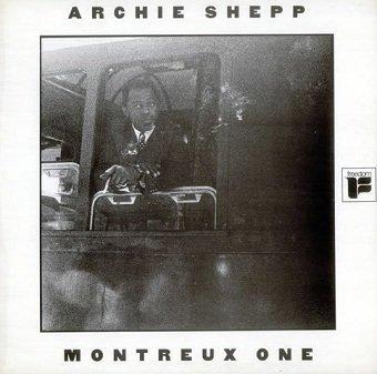 Archie Shepp - Montreux One (LP)